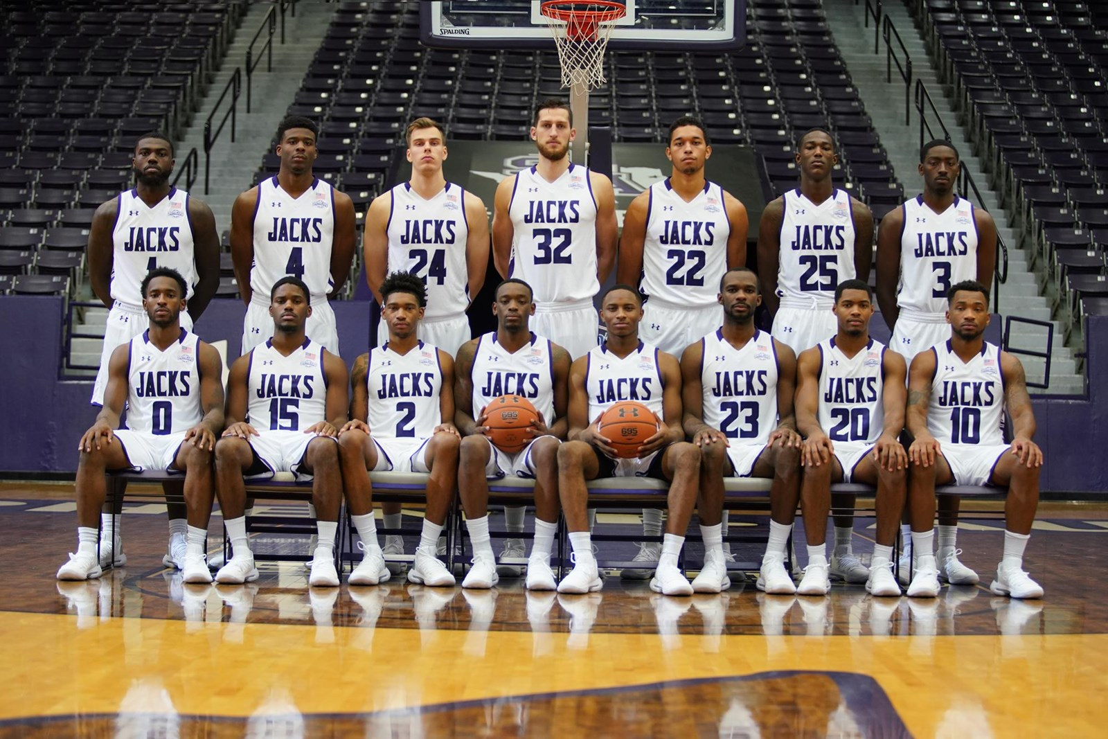 2018 19 men s basketball roster stephen f austin state university