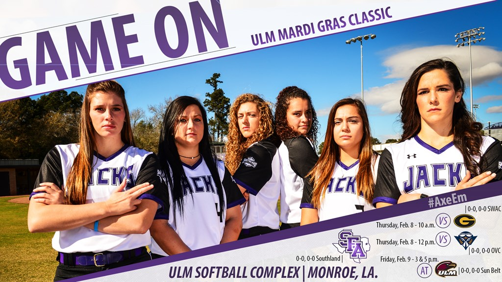 Ladyjacks Begin 2018 Campaign Thursday Morning