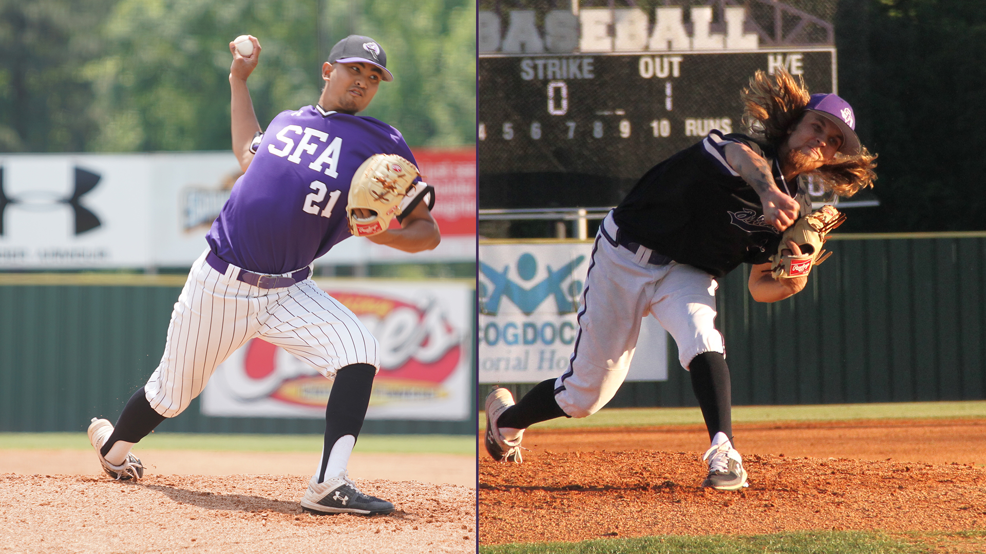 Baseball - Stephen F  Austin State University Athletics
