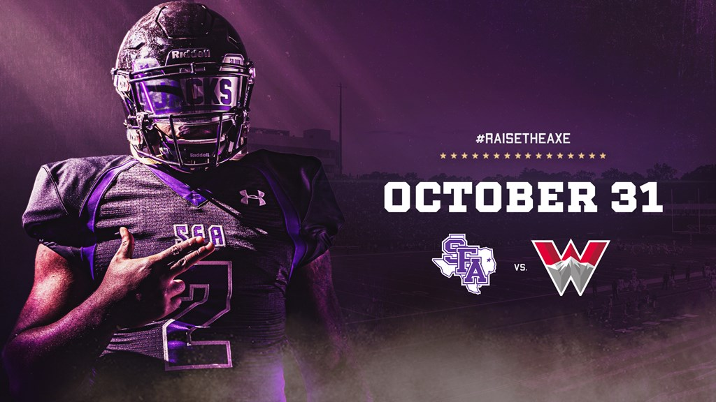 Football Adds Home Matchup With Western Colorado To Fall 2020 Schedule Stephen F Austin State University Athletics